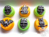 Haunted House Mould - Halloween