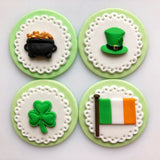 St Patrick's Day Moulds