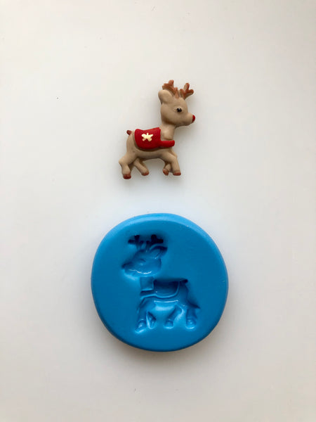 Mini Reindeer Mould