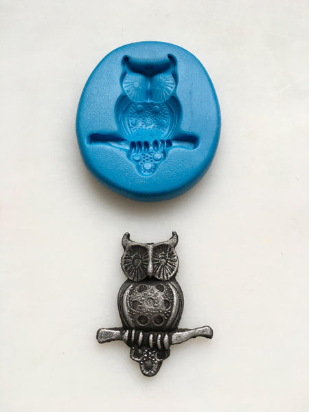 Owl Mould - Halloween
