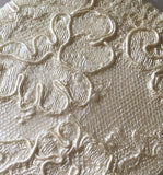 Embossing Mat - Florence Bridal Lace