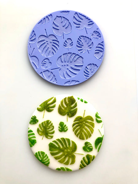 Proud Prints - Tropical Leaves