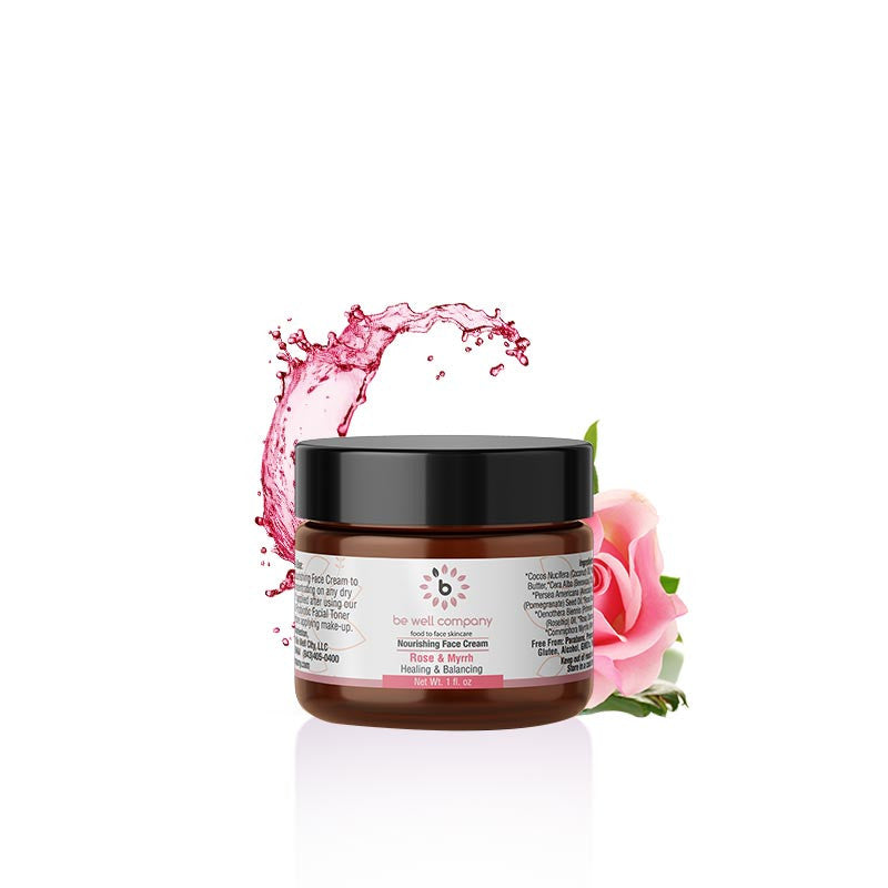 Organic Nourishing Face Cream