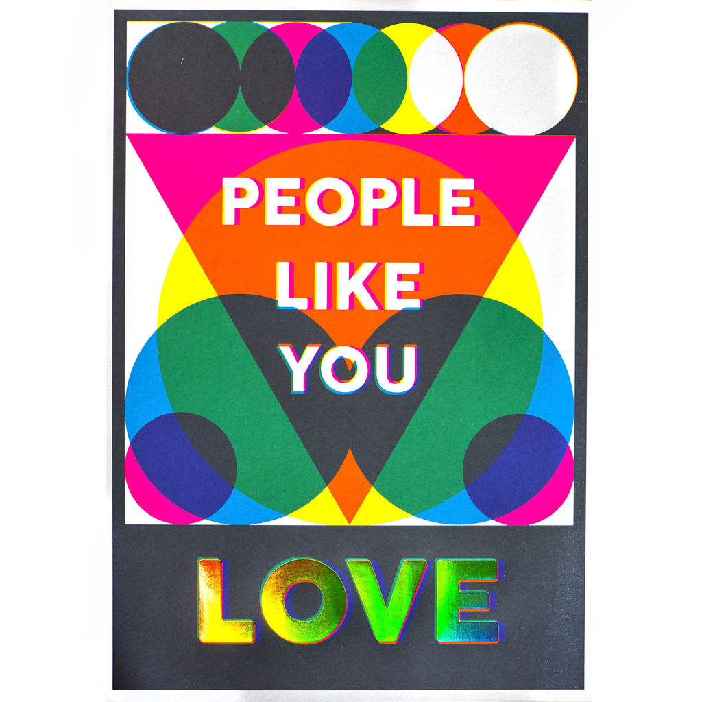 PEOPLE LIKE YOU LOVE