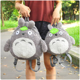 My Neighbor Totoro Stuffed Backpack 2 sizes for Kid