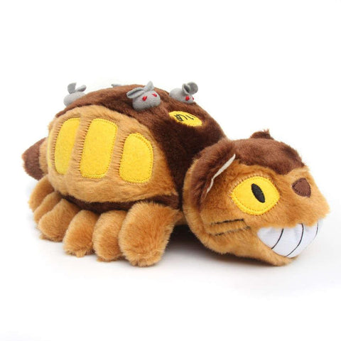 Cat Bus Plush Toy 30Cm - 50shades.store