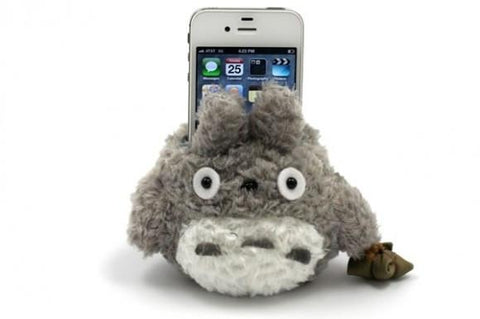 Totoro Plush Phone Stand Holder - 50shades.store