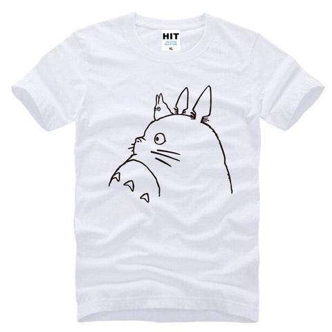 My Neighbor Totoro Logo Woman Tshirt - ghibli.store