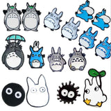 My Neighbor Totoro stud earrings - ghibli.store