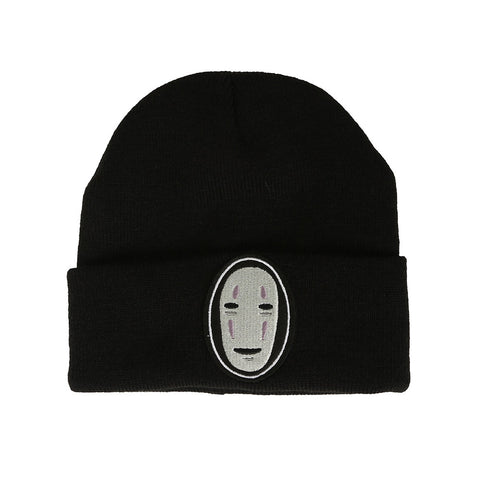 Spirited Away No Face Kaonashi Beanie - ghibli.store