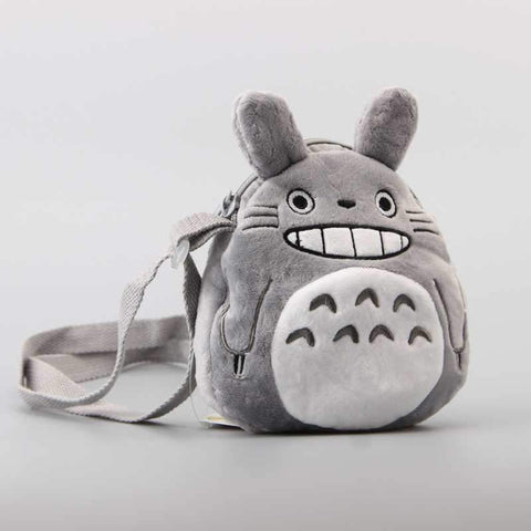 My Neighbor Totoro Plush Coin Bag - 50shades.store