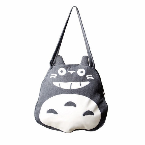 My Neighbor Totoro Large Shoulder Bag - 50shades.store