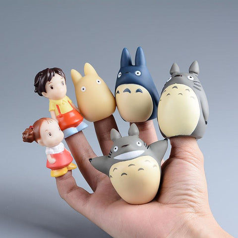 My Neighbor Totoro Finger Figures - 50shades.store