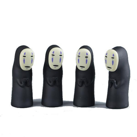 Ghibli Spirited Away No Face, Kaonashi Figure - 50shades.store