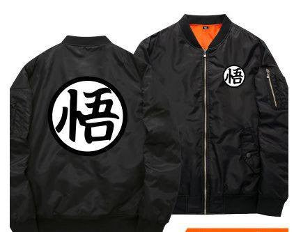 Dragon Ball Z Goku Autumn Jacket - ghibli.store