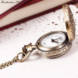 Naruto Vintage Necklace Pocket Watches - ghibli.store