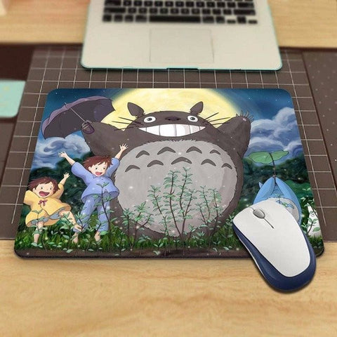 Anti-Slip My Neighbour Totoro Mouse Pad - ghibli.store