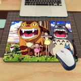 Anti-Slip My Neighbor Totoro Mouse Pad - ghibli.store