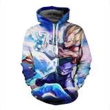 Dragon Ball Z 3d Sweatshirts New Design 9 Models - 50shades.store