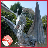 Tales from Earthsea 3D Dragon paper model - ghibli.store