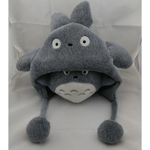 My Neighbor Totoro Plush Winter Cap - ghibli.store