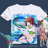 Spirited Away T-Shirts 15 Styles - ghibli.store