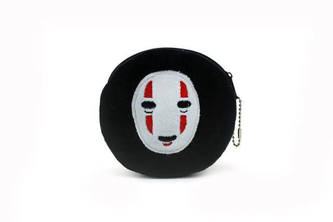 Spirited Away Kaonashi No Face Plush Coin Purse - 50shades.store