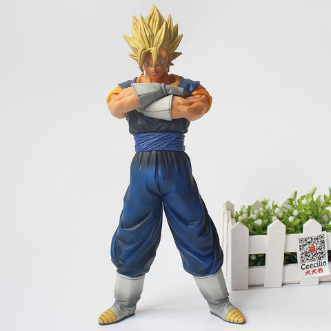 Dragon Ball Z The Vegetto Figure * Vegeta And Kakarotto * Merge Collection 26CM - 50shades.store