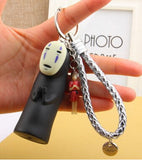 Spirited Away No Face Keychain - ghibli.store