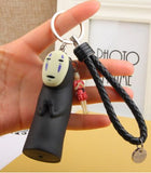Spirited Away No Face Keychain - 50shades.store