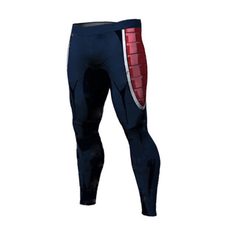 Dragon Ball Z  3D Trousers - ghibli.store