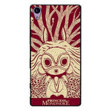 Princess Mononoke Case Cover for Sony - ghibli.store