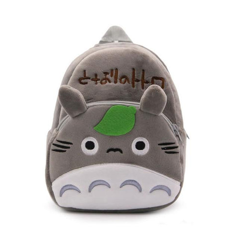Totoro Plush Kid Backpack - 50shades.store
