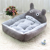My Neighbor Totoro Warm Pet Bed 2 Size - ghibli.store