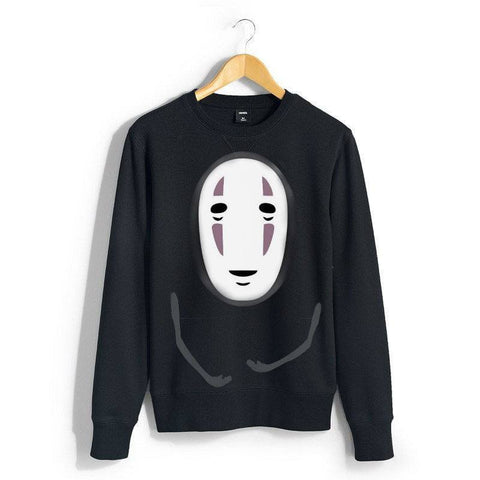 Spirited Away No Face Sweatshirts - ghibli.store