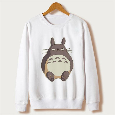 Totoro Sweatshirt Women New Design 2017 - ghibli.store
