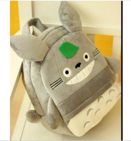 My Neighbor Totoro Children Plush Backpack - ghibli.store