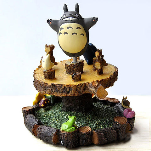 My Neighbor Totoro Rotatable Figure 13cm - 50shades.store