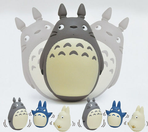 My Neighbor Totoro Roly poly Figures 3 - 5cm - ghibli.store