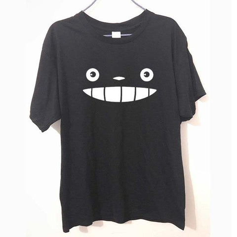 My Neighbor Totoro Face T shirts - ghibli.store