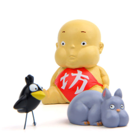 Spirited Away Characters Figures 3pcs/lot