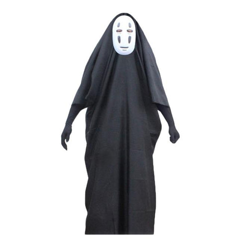 Spirited Away No Face Kaonashi Costumes Cosplay