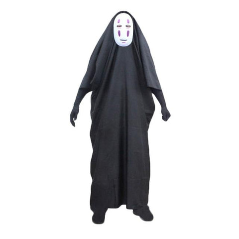 Spirited Away No Face Kaonashi Costumes Cosplay - ghibli.store