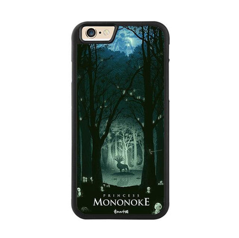 Princess Mononoke Phone Case for Iphone 5 Styles - 50shades.store