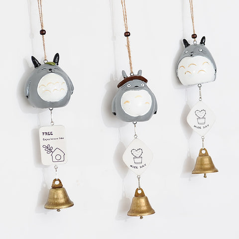 My Neighbor Totoro Wind Chimes Japanese Style - ghibli.store