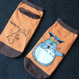 My Neighbor Totoro Summer Socks 4 Style - ghibli.store