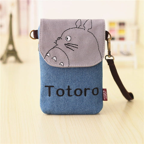 My Neighbor Totoro Mini Shoulder Bag - ghibli.store