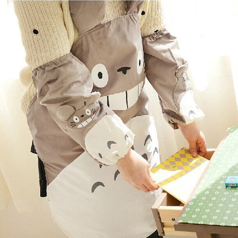 My Neighbor Totoro Waterproof Apron - ghibli.store