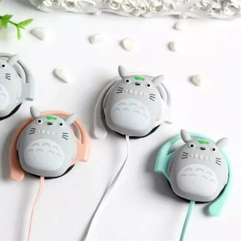 My Neighbor Totoro Earbud Headphone - ghibli.store