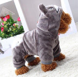 My Neighbor Totoro Winter Pet Costume